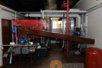 Водогрейный котел на пеллетах с автоматической топливоподачей