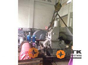 Паровая конденсационная турбина П-6